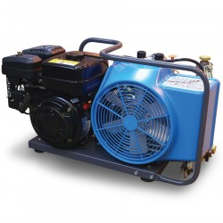 Image from Bauer Junior II Portable Gas Compressor
