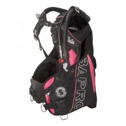 Image from ScubaPro Bella Contoured Front-Adjustable Jacket BCD with Balanced Inflator (Women's)