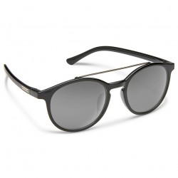 Image from Suncloud Belmont Polarized Polycarbonate Sunglasses - Black/Gray