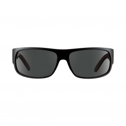 Image from Pelagic Big Marlin Sunglasses - Matte Black Frames with Grey Glass Lenses