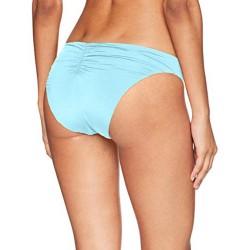 Image from Bikini Lab Cinched Back Hipster Bikini Bottom