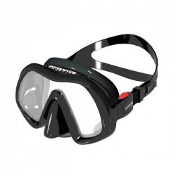 Image from Atomic Black Venom Frameless Dive Mask