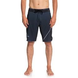 "Image from Quiksilver Highline 20"" Hybrid Shorts (Men's) Blue Night"