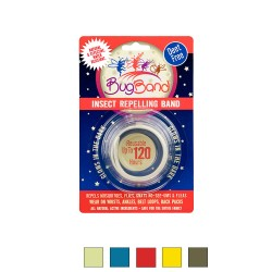 Image from BugBand Wristband - Insect Repellent