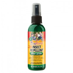 Image from BugBand Insect Repellent Spray