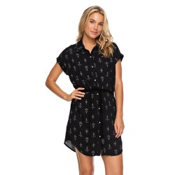 Image from Roxy Canyon Space Shirt Dress (Women's)