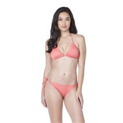 Image from Bikini Lab Rib-Thym Nation Triangle Bikini Top (Women's)