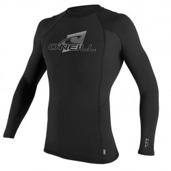 Image from O'Neill Skins Crew +50 UV Tight Fit Long-Sleeved Rashguard (Men's)