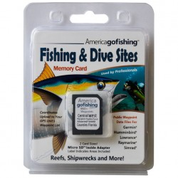 Image from Florida-Go-Fishing GPS Dive and Fishing Spot Locations - Central West Florida