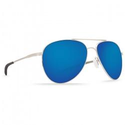 Image from Costa Cook 580P Palladium / Blue Mirror Polarized Sunglasses