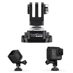 GoPro 360° Rotation and Tilt Ball Joint Buckle Mount