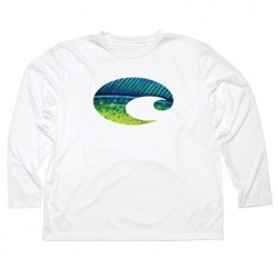 Image from Costa del Mar Technical Dorado Long Sleeve Performance Shirt
