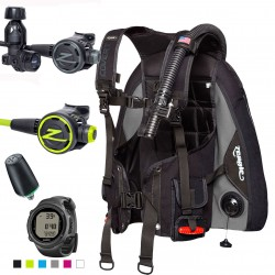 Image from Zeagle Covert Scuba Package