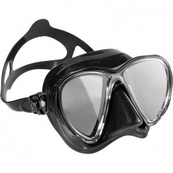 Image from Cressi Big Eyes Evolution HD Mirrored Lens Dive Mask