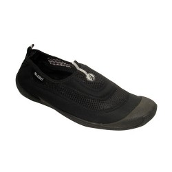 Image from Cudas Flatwater Shoe Black - Side