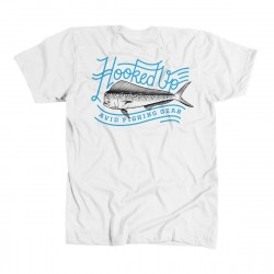Image from Avid Hooked Mahi Short Sleeve T-Shirt (Men's)