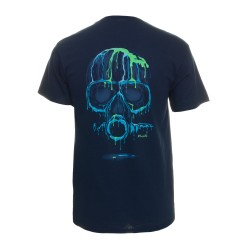 Image from Duck Co. Dark Tide T-Shirt (Men's) - Dark Blue