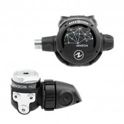 Image from Aqua Lung Mikron ACD Lightweight Travel Regulator - DIN