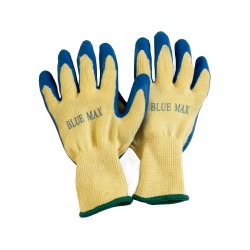 Image from A-Plus Marine Blue Max Gloves - Blue
