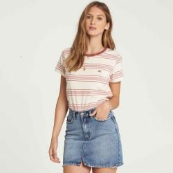 Image from Billabong Soul Babe Short-Sleeve T-Shirt (Women's) Multi