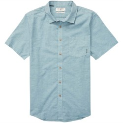 Image from Billabong All Day Helix Short-Sleeve Button-Down Shirt (Men's)