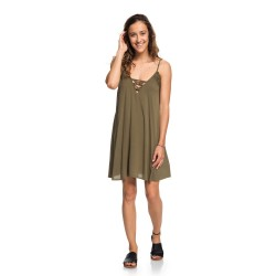 Image from Roxy Taste of Sea Strappy Beach Dress Cover-Up (Women's)