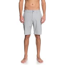 "Image from Quiksilver Navigate Amphibian 20"" Hybrid Shorts (Men's) Sleet"