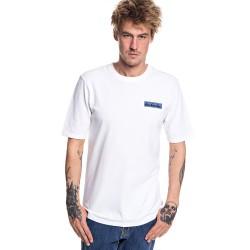 Image from Quiksilver Original Vortex Short-Sleeve T-Shirt (Men's) White