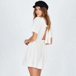 Image from Amuse Society Say Hello Dress (Women's) - Casablanca