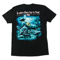 Image from Amphibious Outfitters Sunken Plane Short-Sleeve T-Shirt (Men's)