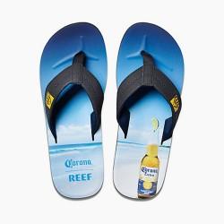 Image from Reef HT Print X Sandal Corona Beach (Men's)