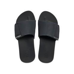 Image from Reef Cushion Bounce Slide (Men's) Black