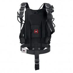 Image from Hollis SMS Katana Bulletproof Cave-Diving Sidemount BCD