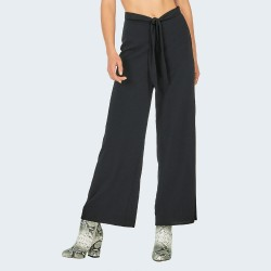 Image from Amuse Society Earn Your Stripes Pants (Women's) Solid Black