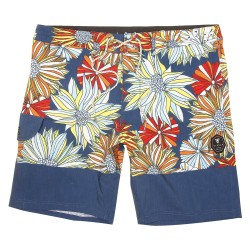 "Image from Vissla Ligularia 18"" Boardshorts (Men's) Dark Denim"
