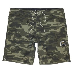 "Image from Vissla Solid Sets 18.5"" Boardshorts (Men's) Camo"