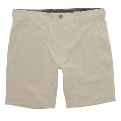 "Image from Vissla Canyons Hybrid 19"" Boardshorts (Men's) Khaki"