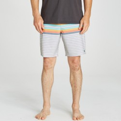 "Image from Billabong Spinner LT 19"" Boardshorts (Men's) Stone"