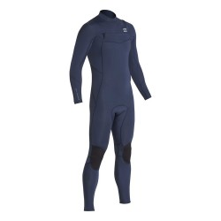 Image from Billabong 3mm 3/2 Furnace Absolute GBS Chest Zip Full Wetsuit (Men's) Slate