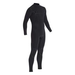 Image from Billabong 3mm 3/2 Furnace Carbon Ultra Chest Zip Full Wetsuit (Men's) Black