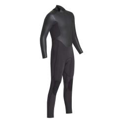 Image from Billabong 3mm 3/2 Revolution Ninja Zip Full Wetsuit (Men's) Black