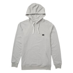 Image from Billabong All Day Pullover Hoodie (Men's) Gray
