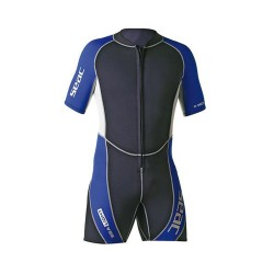 Image from Seac 2.5mm Sealight Shorty Wetsuit (Men's)