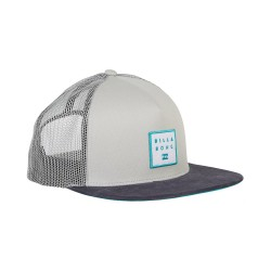 Image from Billabong Stacked Trucker Hat (Men's) Light Grey