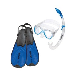 Image from Seac Zoom Mask, Fins, and Snorkel Set