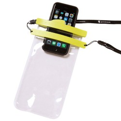Image from Geckobrands Magnetic Large Phone Dry Bag