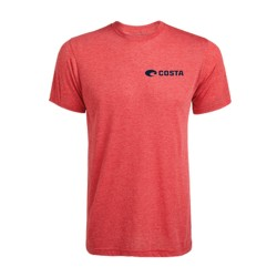 Image from Costa Pride Short-Sleeve T-Shirt (Men's) Red Heather