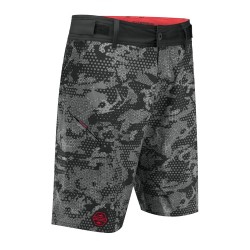 "Image from PELAGIC Sharkskin Pro 21"" Boardshort (Men's) - Black"