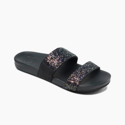 Image from Reef Cushion Bounce Vista Sol Sandals (Women's) Rocks