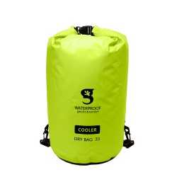 Image from Gecko 30L Dry Bag Cooler - Green
